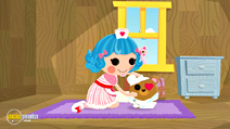 Still #2 from Adventures in Lalaloopsy Land: The Search for Pillow