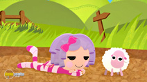 Still #3 from Adventures in Lalaloopsy Land: The Search for Pillow