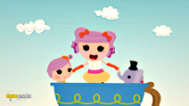 Still #4 from Adventures in Lalaloopsy Land: The Search for Pillow