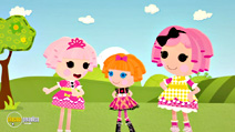 Still #5 from Adventures in Lalaloopsy Land: The Search for Pillow
