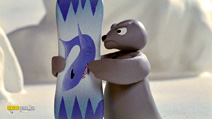 Still #1 from Pingu the Snowboarder