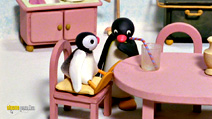 Still #2 from Pingu the Snowboarder