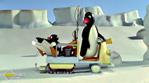 Still #6 from Pingu the Snowboarder