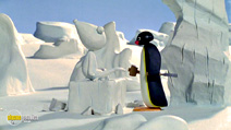 Still #7 from Pingu the Snowboarder