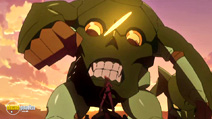 Still #4 from Gurren Lagann: Part 1