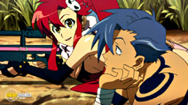 Still #8 from Gurren Lagann: Part 1