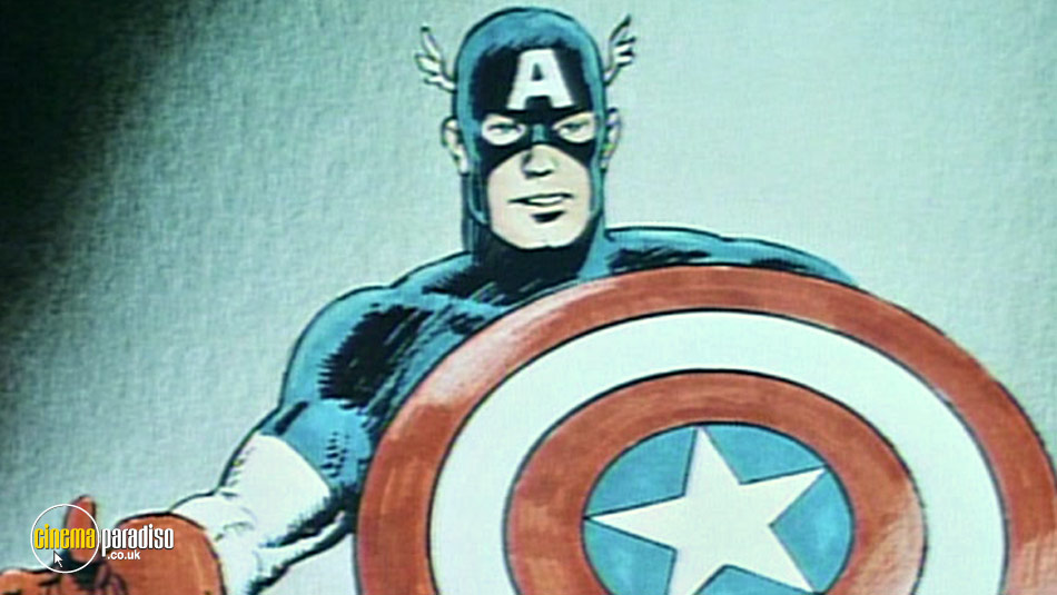 Captain America online DVD rental