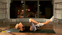 Still #5 from The Tracy Anderson Method: Dance Cardio Workout 2