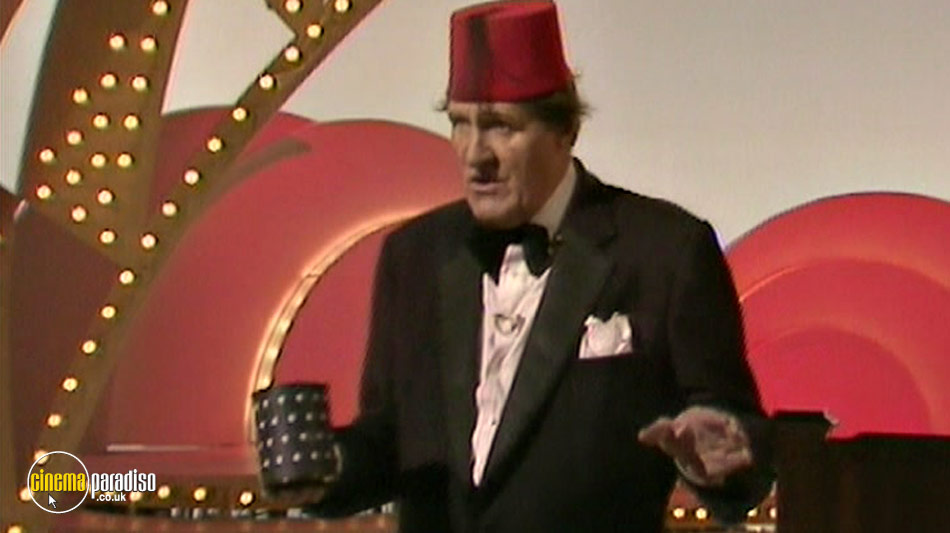 The Best of Tommy Cooper online DVD rental