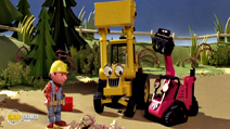 Still #3 from Bob the Builder: When Bob Became a Builder