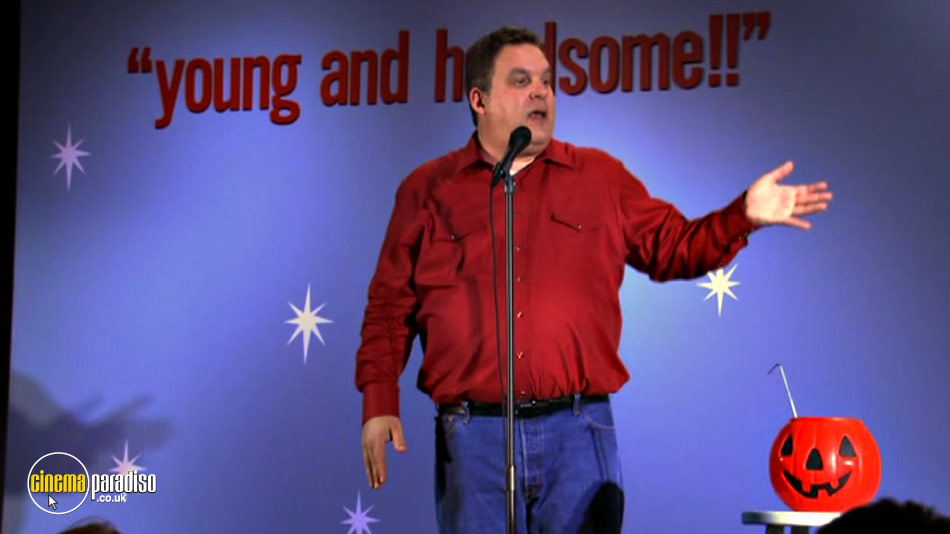 Jeff Garlin: Young and Handsome online DVD rental
