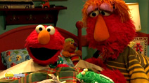 Still #8 from Bedtime with Elmo