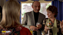 A still #8 from Bridget Jones's Diary with James Faulkner and Celia Imrie