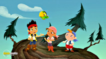Still #5 from Jake and the Never Land Pirates: Yo Ho, Mateys Away!
