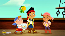 Still #8 from Jake and the Never Land Pirates: Yo Ho, Mateys Away!