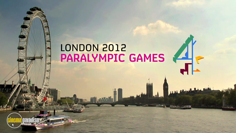 London 2012 Paralympic Games online DVD rental