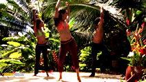 Still #7 from Dance and Be Fit: Brazilian Body