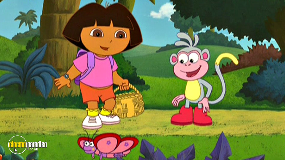 Dora the Explorer: Egg Hunt online DVD rental