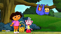 Still #3 from Dora the Explorer: Egg Hunt