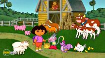 Still #4 from Dora the Explorer: Egg Hunt