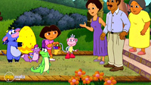 Still #7 from Dora the Explorer: Egg Hunt
