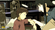 Still #3 from Haibane Renmei: Vol.1