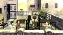 Still #4 from Haibane Renmei: Vol.1