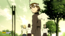Still #5 from Haibane Renmei: Vol.1