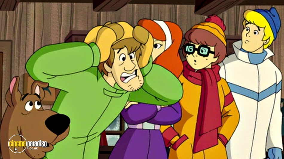 What's New Scooby Doo?: Gentlemen Start Your Monsters online DVD rental