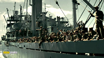 A still #16 from Flags of Our Fathers