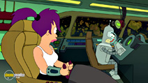 Still #8 from Futurama: Into the Wild Green Yonder