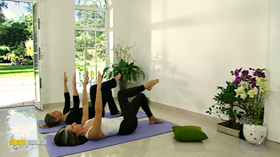 Shape Up the Pilates Way with Lynne Robinson online DVD rental