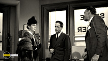 A still #3 from The Maltese Falcon with Humphrey Bogart and Mary Astor