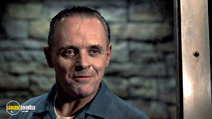 A still #4 from The Silence of the Lambs with Anthony Hopkins
