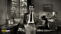 A still #5 from Double Indemnity with Fred MacMurray