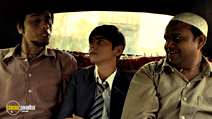 A still #17 from West Is West with Aqib Khan and Karamjit Anmol