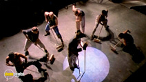 Still #4 from Stomp: Out Loud / Brooms