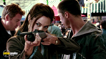 A still #5 from Mr and Mrs Smith with Angelina Jolie