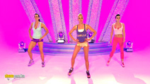 Still #2 from Dance Off the Inches: With Camilla Dallerup