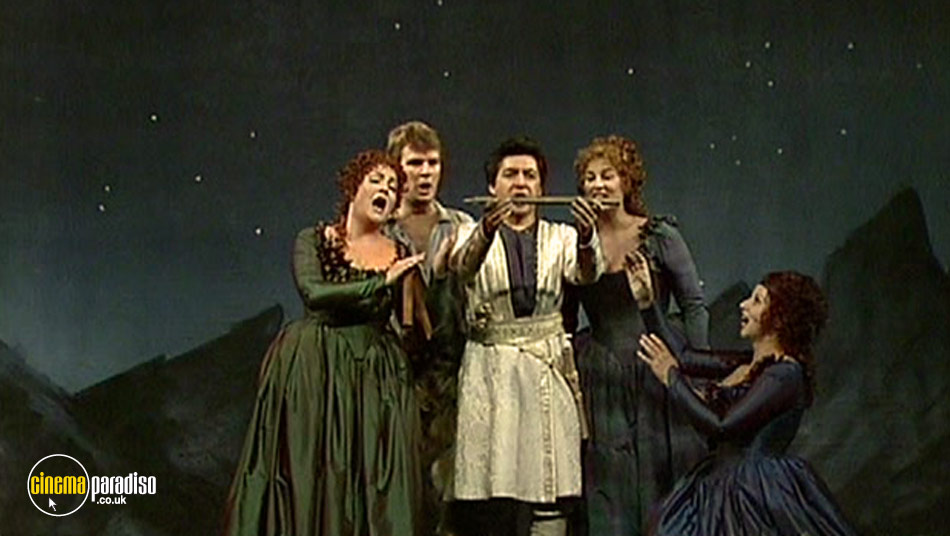 Mozart: The Magic Flute: Kurt Moll online DVD rental