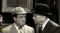 Still #6 from Bud Abbott and Lou Costello: Meet the Invisible Man / Go to Mars