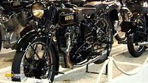 Still #2 from Classic British Motorcycles: Vincent and Velocette