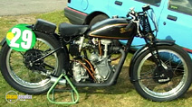 Still #4 from Classic British Motorcycles: Vincent and Velocette