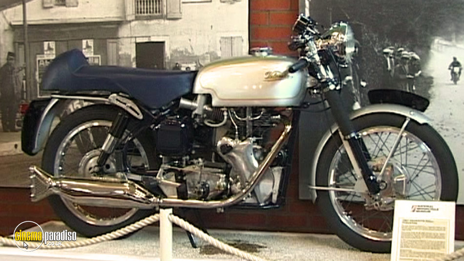 Classic British Motorcycles: Vincent and Velocette online DVD rental