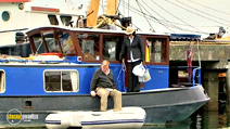 Still #6 from Timothy Spall: Somewhere at Sea