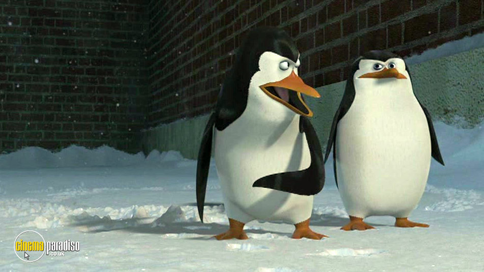 The Penguins of Madagascar: The Classic Penguins Christmas Caper online DVD rental