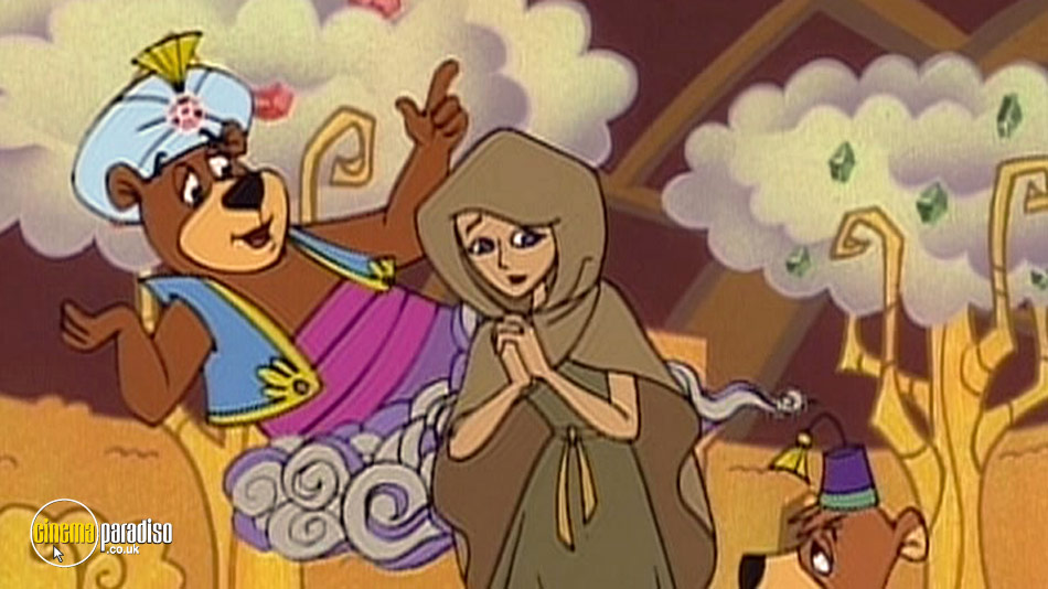 Scooby-Doo in Arabian Nights online DVD rental