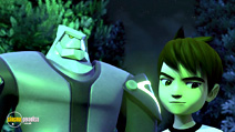 Still #8 from Ben 10: Destroy All Aliens