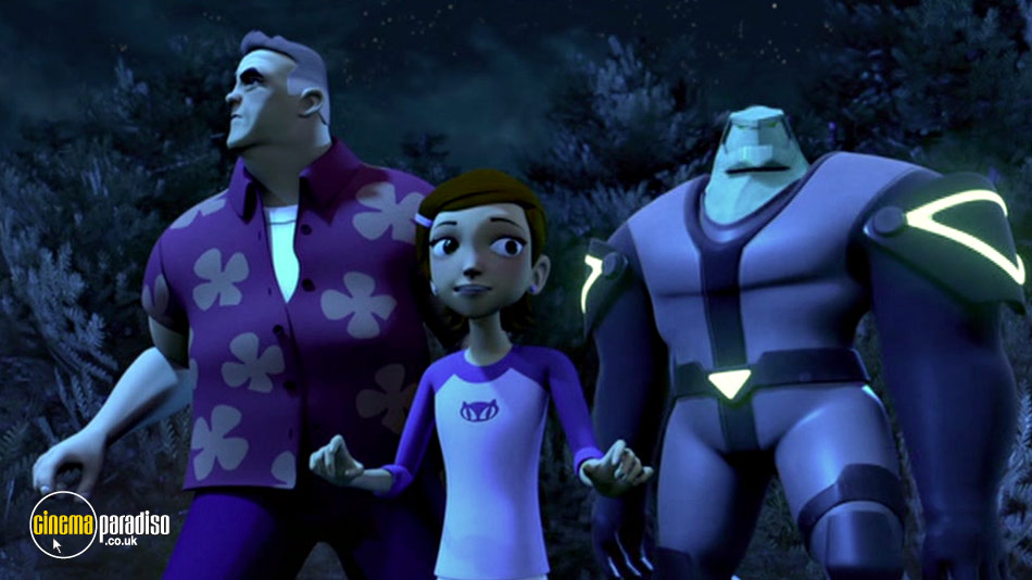 Ben 10: Destroy All Aliens online DVD rental