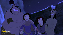 Still #3 from The Magic Sword: Quest for Camelot